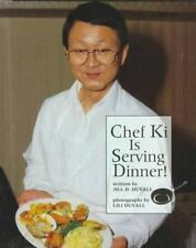 Our Neighborhood: Chef Ki Is Serving Dinner! by Jill D. Duvall (1997, Hardcover)