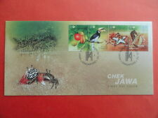 2004 FDC Singapore First Day Cover - Chek Jawa