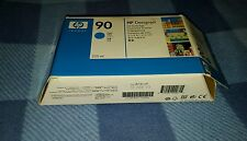 GENUINE FACTORY HP 90 CYAN INK CARTRIDGE EXPIRED