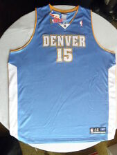 Reebok Denver Nuggets Carmelo Anthony Authentic Rookie Jersey NWT NEW sz 56 3XL