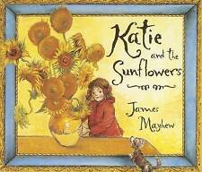 Katie y los girasoles por James Mayhew (de Bolsillo, 2001)