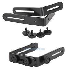 L-bracket Adjustable Shoe Mount For Video Light Flash DSLR Camera Camcorder New