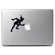 Peter Pan Shadow for Macbook Air Pro Laptop Car Window Vinyl Decal Sticker