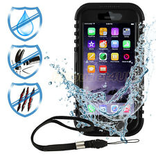 """4.7"""" Waterproof Underwater Shockproof Tough Case Cover Shell For iPhone 6 6S"""