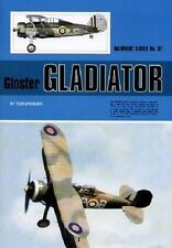 Warpaint Series No.37 - Gloster Gladiator        48 Pages               Book