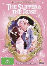 The Slipper And The Rose (The Story Of Cinderella) NEW DVD