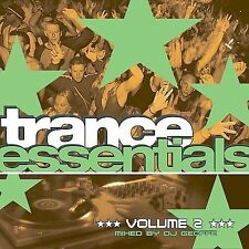 Trance Essentials 2 Various Artists MUSIC CD