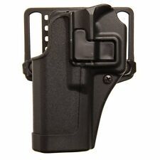 BlackHawk Serpa CQC Left Hand Concealment Holster Black410568BK-L for Glock 43
