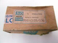 JLO OEM NOS Coil w/ Original Box 000.43.05/538