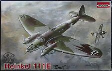 Roden 027 Heinkel He-111E 1/72