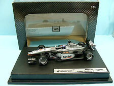 CF14/154 HOT WHEELS / F1 MAC LAREN MP4/16 2001 D. COULTHARD 1/43