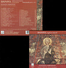 DANIEL ( OPERA SACREE ) - ENSEMBLE VENANCE FORTUNAT