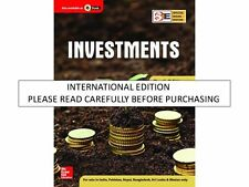 Investments by Zvi Bodie, Alex Kane and Alan Marcus (2013, Hardcover, 10th Ed...