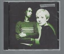 THE CHARLATANS Up To Our Hips CD (1994) Jesus Hairdo/Can't Get Out Of Bed/Patrol