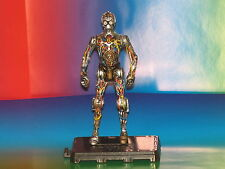 star wars episode I protocol droid c-3po with no coverings loose lot 2710.