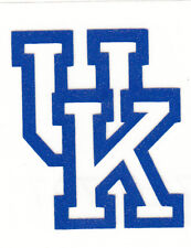 REFLECTIVE University of Kentucky UK Wildcats fire helmet decal sticker yeti