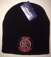 DEAD KENNEDYS LICENSED BEANIE PUNK ROCK NEW! t-shirt JELLO BIAFRA