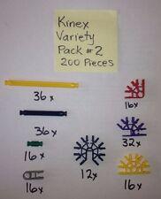 K'nex 200 pieces Variety pack #2
