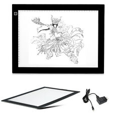 A4 LED Art Copy Board Craft Tracing Drawing Stencil Table Pad Light Box