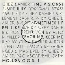 """Chez Damier - Time Visions 1 (Vinyl 12"""" - 2009 - EU - Original)"""