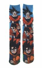 Dragon Ball Z  Goku Family Photo real Anime Officially Licensed Crew Socks