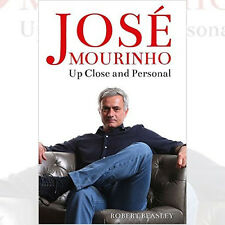 Robert Beasley's Football Player José Mourinho Biography Book NEW Hardcover
