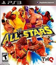 WWE All Stars (Sony PlayStation 3, 2011) FACTORY SEALED BOX