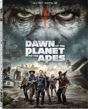 Dawn of the Planet of the Apes Blu-ray Disc 2014 Digital Copy UltraViolet NEW