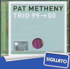"PAT METHENY GROUP "" TRIO 99 - 00 "" CD SIGILLATO 2000 WARNER"