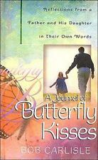Butterfly Kisses Journal by Bob Carlisle (1997, Hardcover)