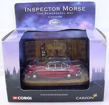 "Corgi Toys 1:43 JAGUAR Mk II ""INSPECTOR MORSE"" TV Movie Car MIB Limited Edition!"