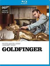 007 Goldfinger NEW Blu-ray disc/case/cover only- no digital Sean Connery