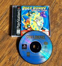 Bugs Bunny Lost In Time - PS1 PS2 PS3 Playstation Game Complete