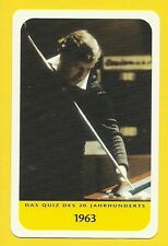 Raymond Ceulemans Billiards Pool Cool Sports Collector Card from Europe