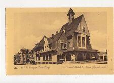 Le Touquet Paris Plage Nouvel Hotel des Postes France Vintage Postcard 303a