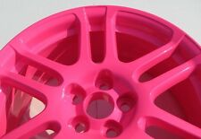 Neon Pink Powder Coating Paint - NEW (5 LBS) FREE SHIPPING!