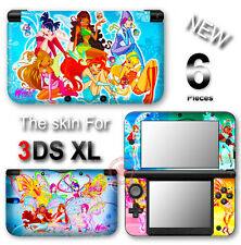Beautiful Winx SKIN VINYL STICKER DECAL COVER for Nintendo 3DS XL