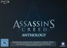 Assassin's Creed: Anthology (Sony PlayStation 3, 2012)
