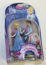 Disney Princess - CINDERELLA & Prince Charming - Dancing Duet Cake Topper - NEW