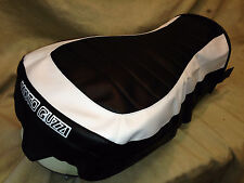 "MOTO GUZZI CALIFORNIA 1000cc SEAT COVER, TOP QUALITY  ""Made in England"""