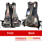 Fly fishing Vest + Backpack Multipurpose Pocket Vest (Free Size) Limited Item