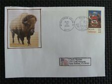 USA BISON BISONS WISENT WISENTE BUFFALO SELF MADE COVER c4739
