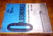 47-51 52 53 54 55 56-59 60 61 Oldsmobile Body Parts Catalog Super Dynamic 88 98