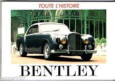 TOUTE L'HISTOIRE DE L'AUTO n°21 # BENTLEY # EO 1983 EPA