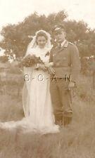 WWII German Luftwaffe RP- Dress Uniform- Sports Badge- Hat- Wedding- Bride- Frau