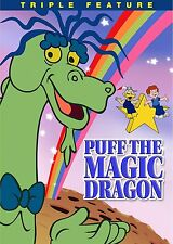 Puff the Magic Dragon - Triple Feature  (DVD)
