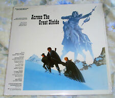 ACROSS THE GREAT DIVIDE (Kauer/Lackey) rare original factory sealed lp (1977)