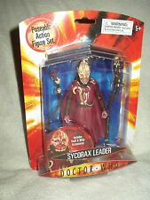 Doctor Who Action Figure  Series 1 Sycorax Leader Back A