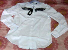 Givenchy- NEW, Mens Top , Dress Shirts ,white. sz.L