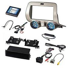PAC RPK5-GM4101 Radio Replacement Kit with Integrated Climate Control For Camaro
